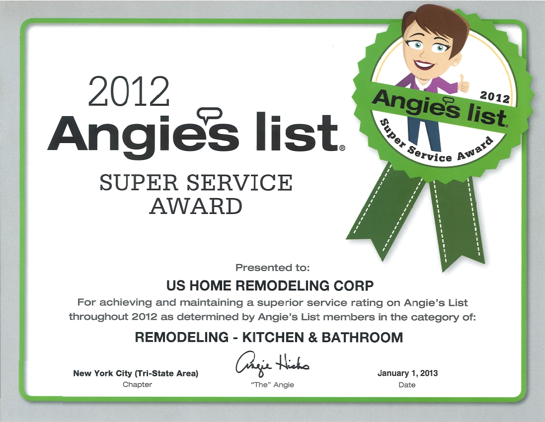 Certificates And Awards Long Island Home Renovation US Home - Us home remodeling corp